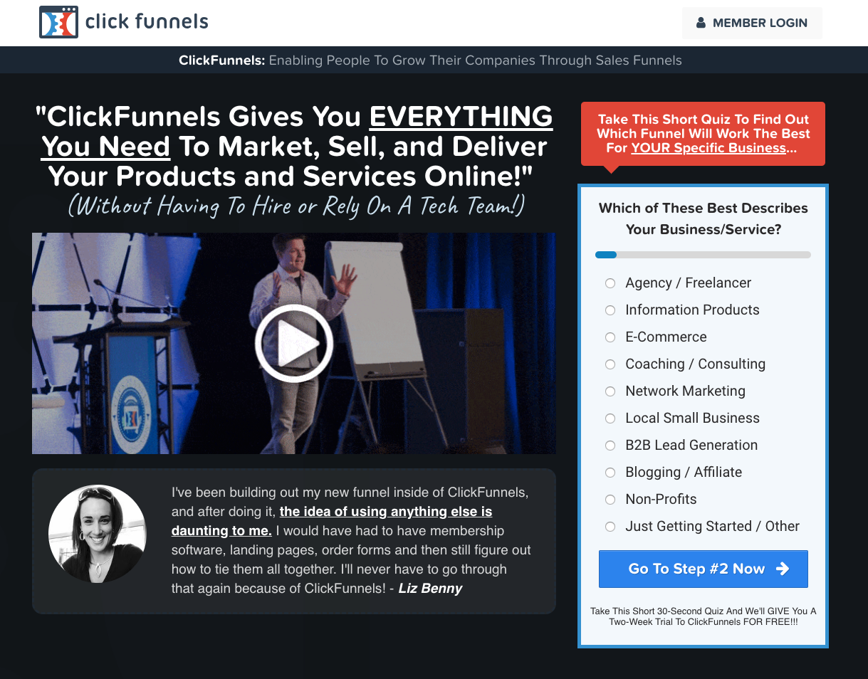 Fascination About Clickfunnels 60 Day Trial